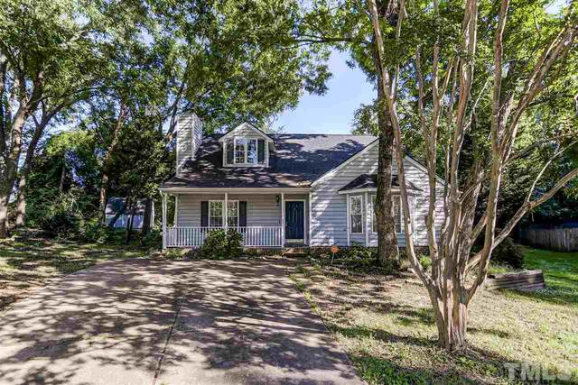102 Ventura Woods Court, Wake Forest, NC 27587 (#2346509) :: Realty World Signature Properties