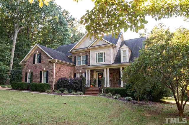 8104 Rolling Hills Drive, Raleigh, NC 27603 (#2346530) :: Rachel Kendall Team