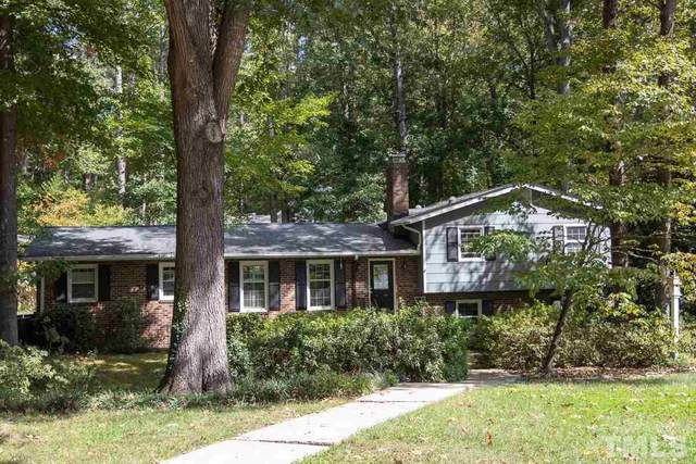 719 Churchill Drive, Chapel Hill, NC 27517 (#2346553) :: Bright Ideas Realty