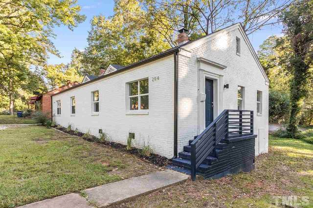 204 + 206 Colleton Road, Raleigh, NC 27610 (#2346585) :: M&J Realty Group