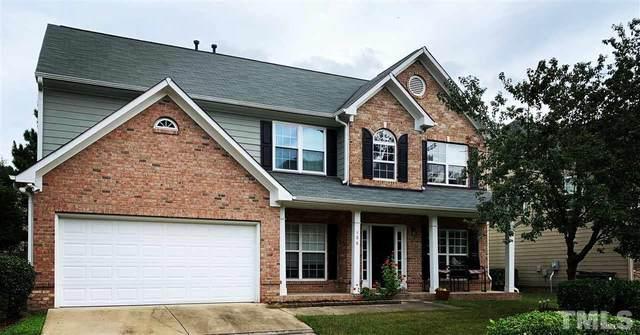 106 Shumard Oak Lane, Apex, NC 27539 (#2346605) :: Realty World Signature Properties