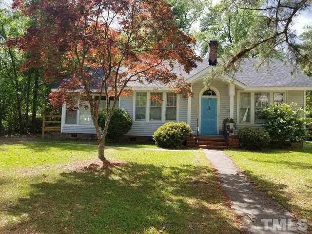 109 S Audubon Avenue, Goldsboro, NC 27530 (#2346710) :: Rachel Kendall Team