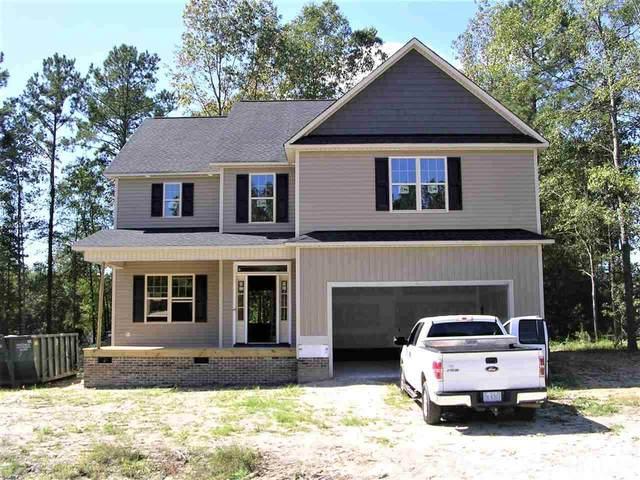 180 Long Grass Drive #52, Smithfield, NC 27577 (#2346738) :: The Beth Hines Team