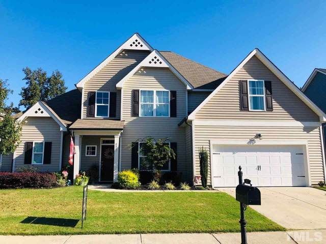 8817 Buffalo Gourd Lane, Angier, NC 27501 (#2346766) :: Bright Ideas Realty