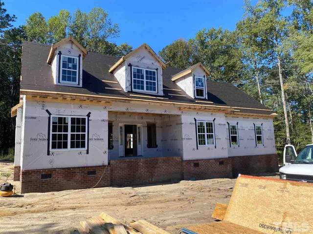 6578 Annabella Road, Rocky Mount, NC 27803 (MLS #2346799) :: On Point Realty