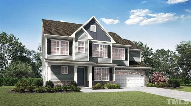 40 Poplar Bark Drive, Youngsville, NC 27596 (#2346821) :: Realty World Signature Properties