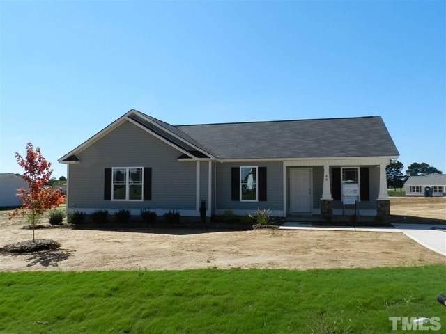 40 Marsh Field Drive, Benson, NC 27504 (#2346838) :: Rachel Kendall Team