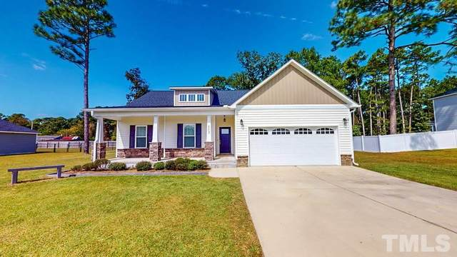 203 Plainfield Drive, Goldsboro, NC 27534 (#2346890) :: Dogwood Properties