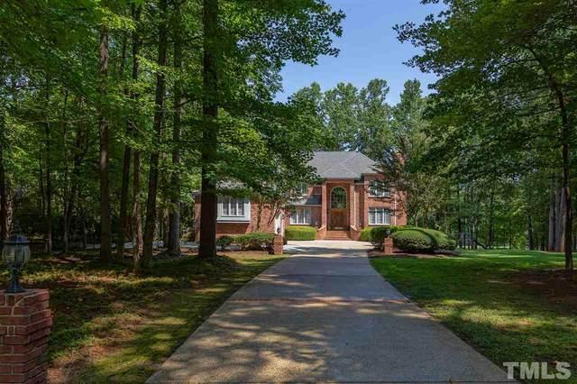 3722 High Meadow Road, Chapel Hill, NC 27514 (#2346898) :: Spotlight Realty