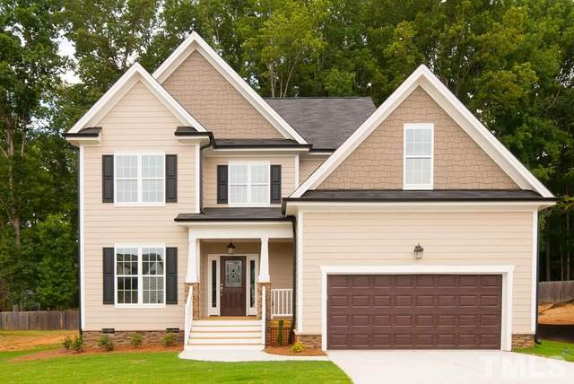 425 Stephens Way, Youngsville, NC 27596 (#2346932) :: Spotlight Realty