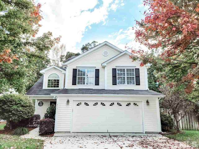 313 Holly Thorn Trace, Holly Springs, NC 27540 (#2346934) :: Saye Triangle Realty