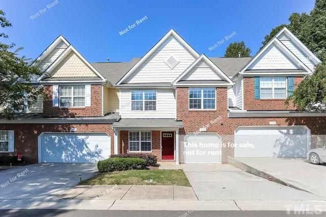 1003 Marigold Ridge Drive, Cary, NC 27513 (#2346957) :: Realty World Signature Properties