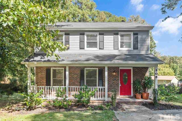 106 Amberhill Court, Garner, NC 27529 (#2346971) :: Dogwood Properties