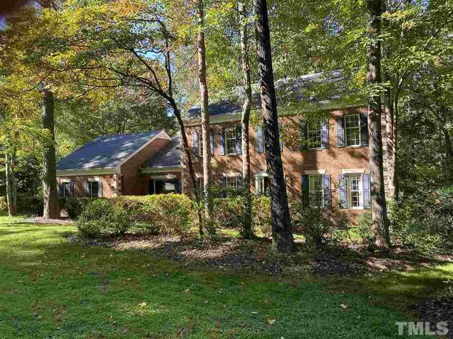1417 Gray Bluff Trail, Chapel Hill, NC 27517 (#2346979) :: Bright Ideas Realty