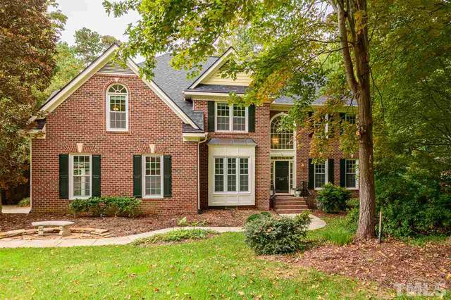 205 W Jules Verne Way, Cary, NC 27511 (#2346986) :: Bright Ideas Realty