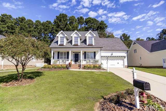 368 Tarragon Trail, Wendell, NC 27591 (#2346994) :: Dogwood Properties