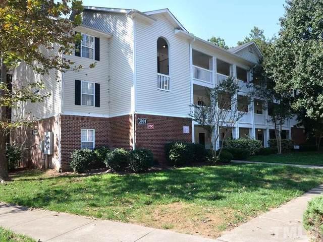 3001 Trailwood Pines Lane #103, Raleigh, NC 27603 (#2347052) :: Rachel Kendall Team