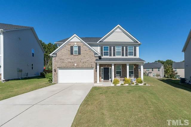 422 Little Acres Drive, Knightdale, NC 27545 (#2347061) :: Dogwood Properties