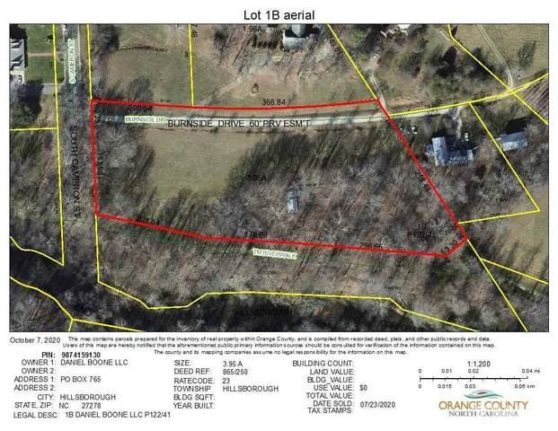 Lot 1B S Cameron Street, Hillsborough, NC 27278 (#2347090) :: RE/MAX Real Estate Service