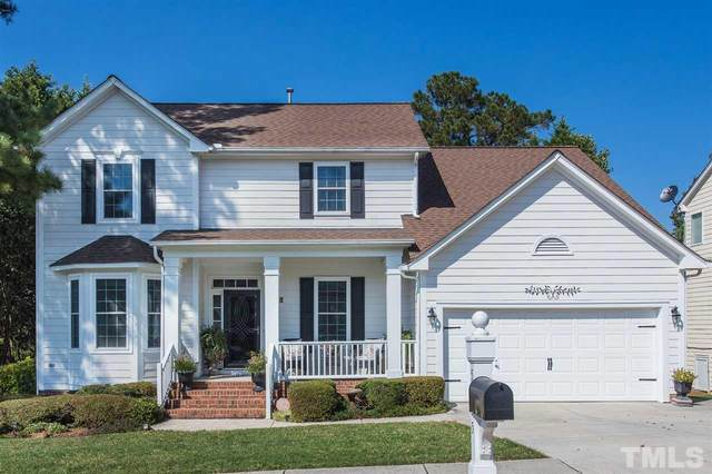 5405 Green Feather Lane, Raleigh, NC 27604 (#2347107) :: Realty World Signature Properties