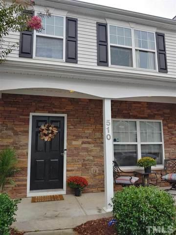 1304 Unit 510 Cozart Street, Durham, NC 27704 (#2347154) :: Spotlight Realty