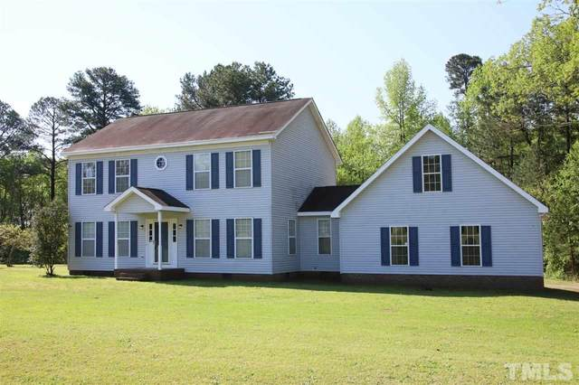 100 Cattle Drive, Sanford, NC 27322 (#2347171) :: Rachel Kendall Team