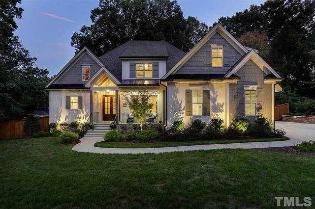303 Northwood Drive, Raleigh, NC 27609 (#2347188) :: Realty World Signature Properties