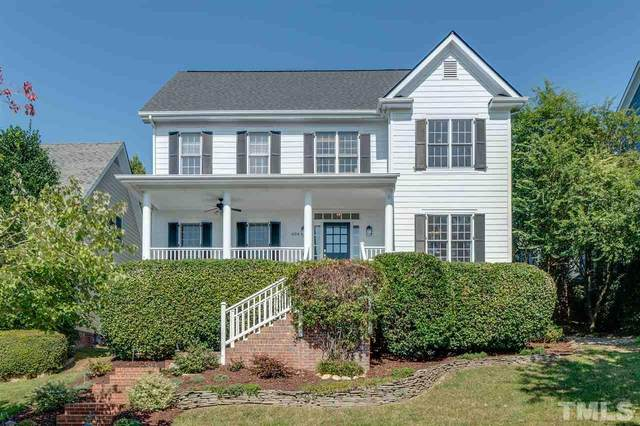 604 Parkview Crescent, Chapel Hill, NC 27516 (#2347245) :: Dogwood Properties