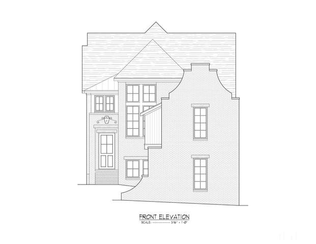 2721 1/2 St Marys Street, Raleigh, NC 27609 (#2347247) :: M&J Realty Group