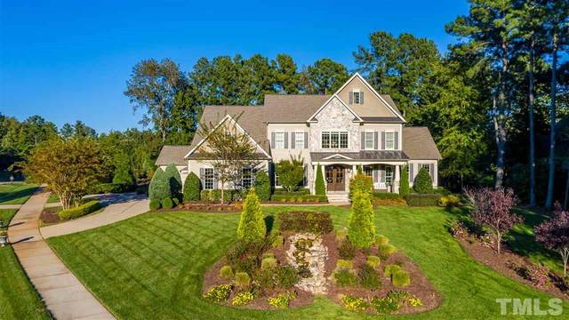 7204 Hasentree Club Drive, Wake Forest, NC 27587 (#2347349) :: Realty World Signature Properties