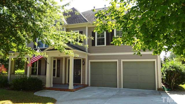 101 Reunion Pine Drive, Apex, NC 27539 (#2347408) :: The Beth Hines Team