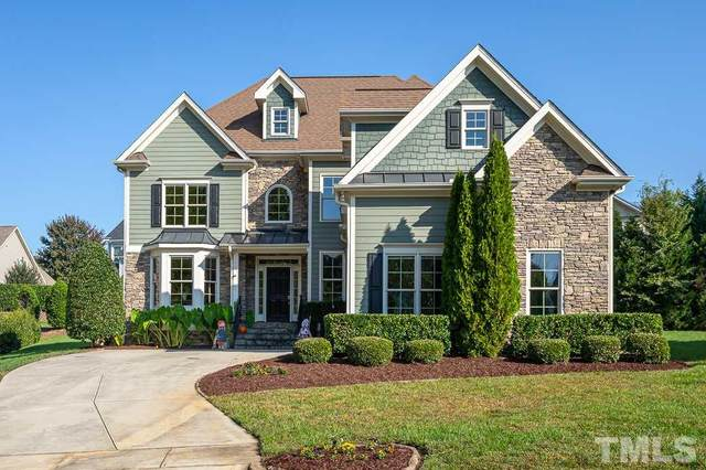 2605 Vela Court Lot 6032, Raleigh, NC 27614 (#2347416) :: Realty World Signature Properties