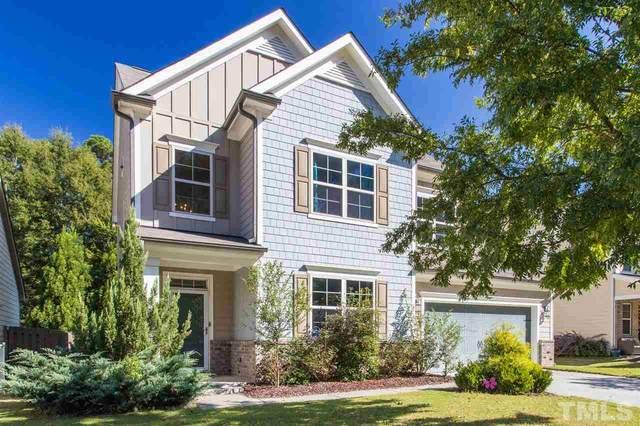838 Wickham Ridge Road, Apex, NC 27539 (#2347439) :: Bright Ideas Realty