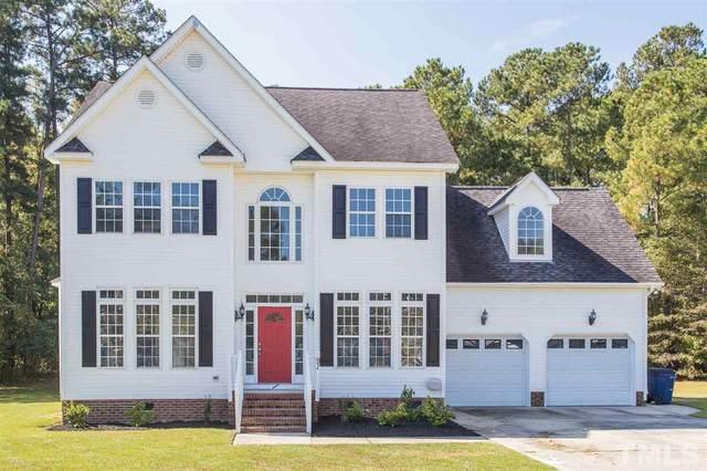 91 Brookwood Drive, Smithfield, NC 27577 (#2347458) :: Bright Ideas Realty