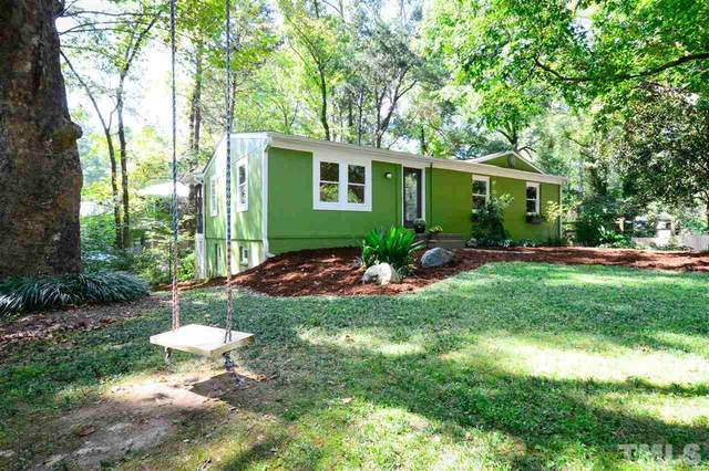 108 Lilac Drive, Carrboro, NC 27510 (#2347463) :: Spotlight Realty