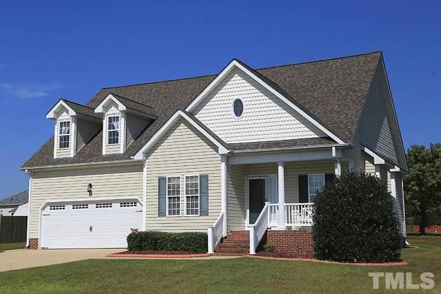 30 Atkins Place Circle, Fuquay Varina, NC 27526 (#2347465) :: Realty World Signature Properties