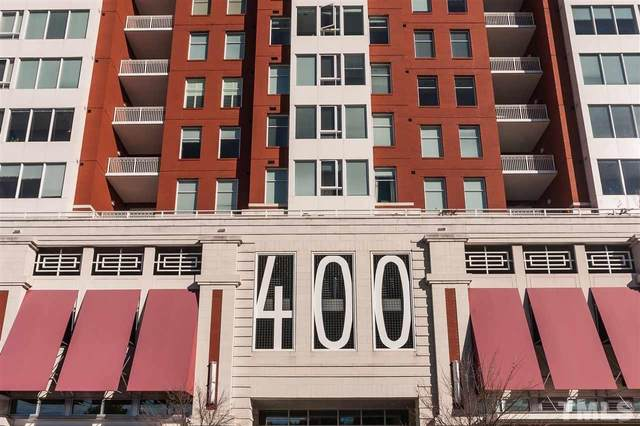 400 W North Street #1120, Raleigh, NC 27603 (#2347470) :: Bright Ideas Realty