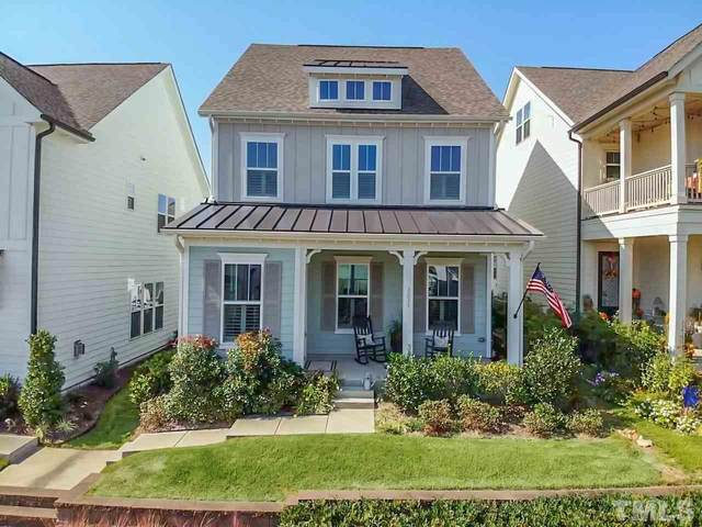 1634 Upper Park Road, Wake Forest, NC 27587 (#2347509) :: Bright Ideas Realty