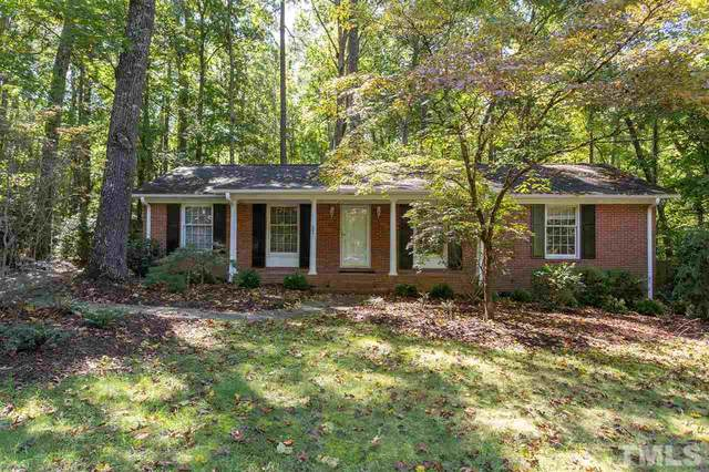 307 Yorktown Drive, Chapel Hill, NC 27516 (#2347522) :: Triangle Top Choice Realty, LLC