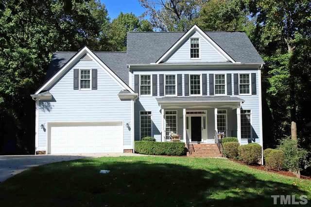 507 Manor Ridge Drive, Carrboro, NC 27510 (#2347538) :: The Beth Hines Team