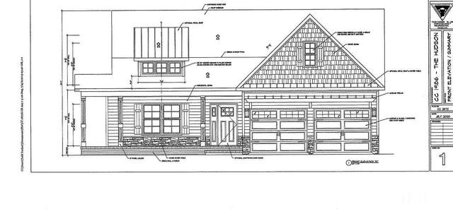 305 Spruce Pine Trail, Knightdale, NC 27545 (#2347616) :: Dogwood Properties
