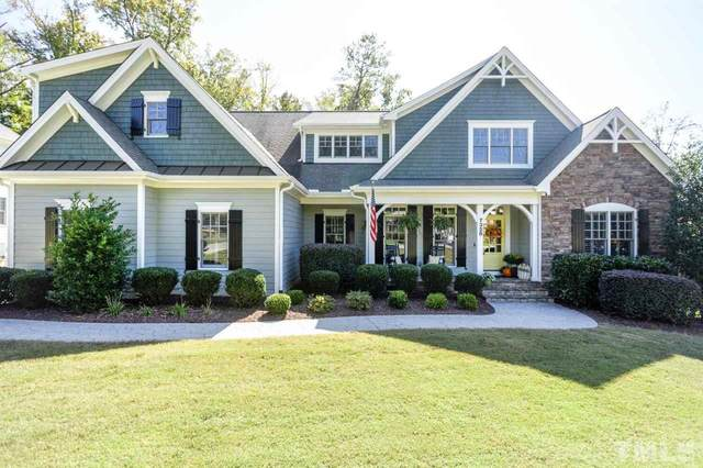 7328 Capulin Crest Drive, Apex, NC 27539 (#2347658) :: Bright Ideas Realty