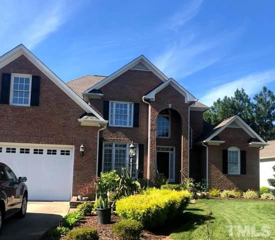 138 Clayfield Drive, Garner, NC 27529 (#2347741) :: Dogwood Properties
