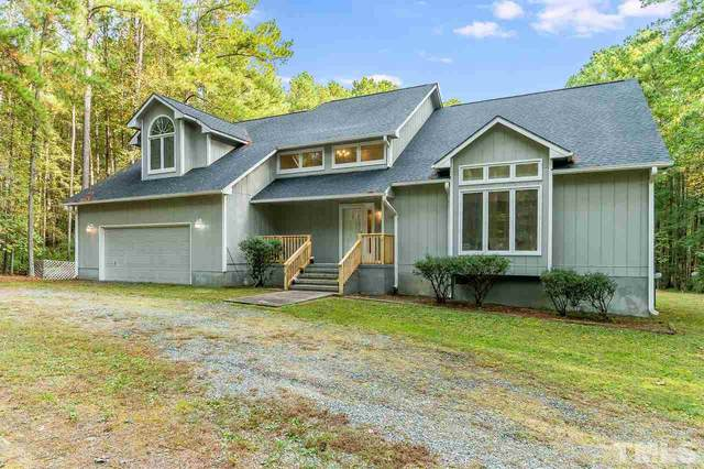 112 Hawfields Road, Pittsboro, NC 27312 (#2347779) :: Bright Ideas Realty