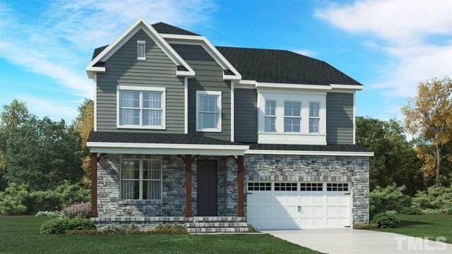 244 Legacy Falls Drive 423 - Edison L, Chapel Hill, NC 27517 (#2347875) :: Rachel Kendall Team