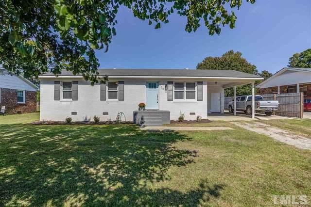 729 Carolina Drive, Dunn, NC 28334 (#2347880) :: Raleigh Cary Realty