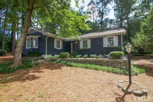 105 S Ridge Street, Southern Pines, NC 28387 (#2347928) :: Realty World Signature Properties