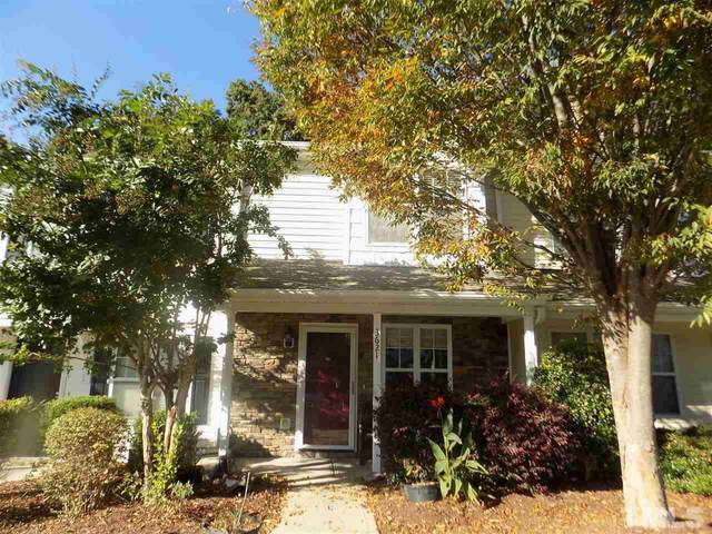 3621 Bison Hill Lane, Raleigh, NC 27604 (#2347935) :: Bright Ideas Realty