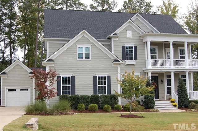 1305 Reservoir View Lane, Wake Forest, NC 27587 (#2347947) :: Dogwood Properties