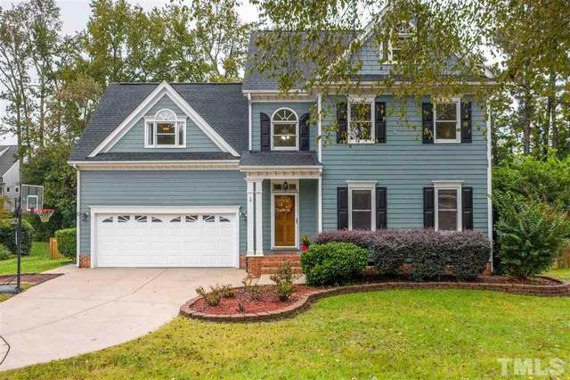 1014 Tribayne Court, Apex, NC 27502 (MLS #2347969) :: On Point Realty